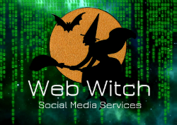 Web Witch Social Media Services logo