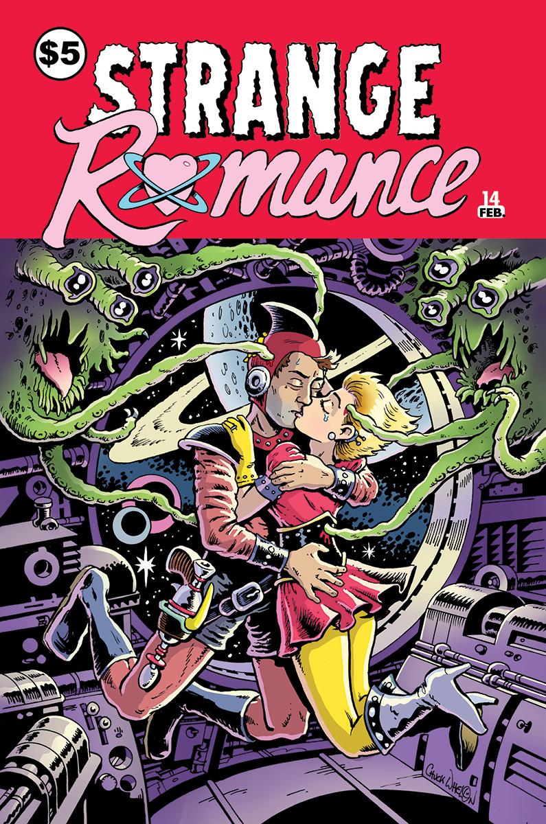 Strange Romance Vol 1 Cover